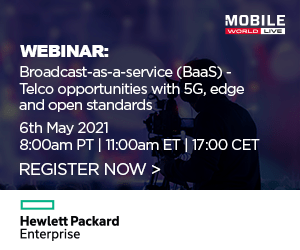 Broadcast-as-a-service (BaaS) - Telco opportunities with 5G, edge and open standards