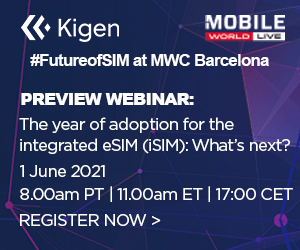 The year of adoption for the integrated eSIM (iSIM): What's next?
