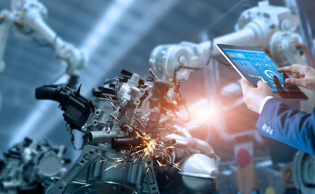 mobileworldlive.com - Kavit Majithia - Alphabet sets up industrial robotics business