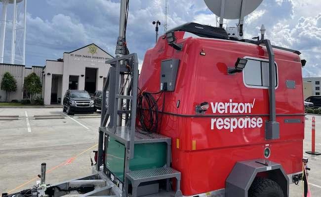 Verizon Frontline response