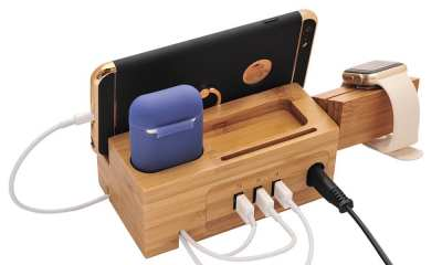 BoxThink Charging Station for iPhone