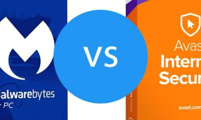 Malwarebytes vs Avast Internet Security