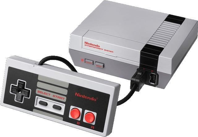 Nintendo's Super NES Classic Edition