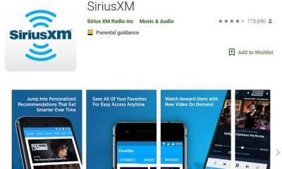 Sirius XM Online