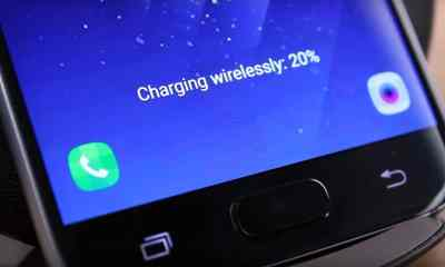 Galaxy Note 8 Wireless Charging