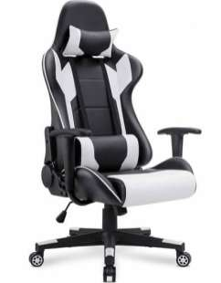 Homall Gaming Chair / White