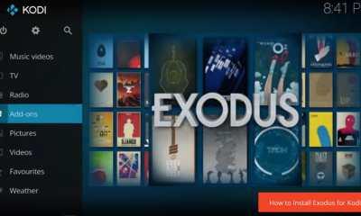How to Install Exodus for Kodi