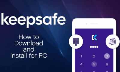 How to Install Keepsafe For PC