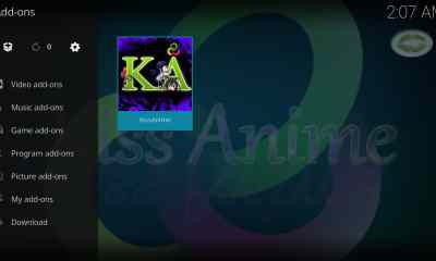 How to Install KissAnime on Kodi