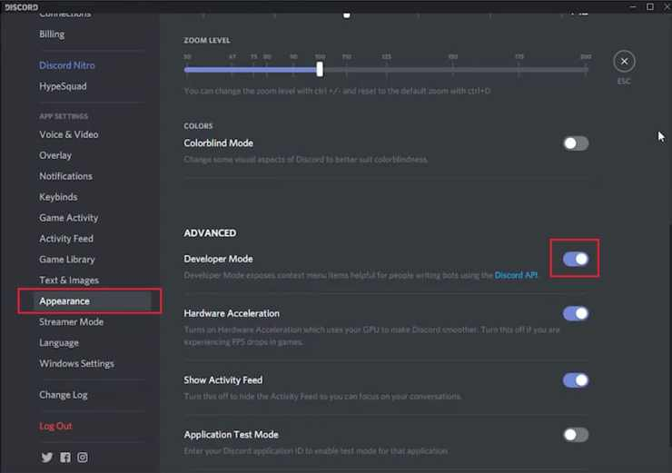 How to Report a User on Discord - Step 1