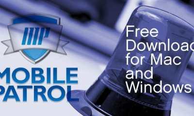 MobilePatrol for Windows and Mac