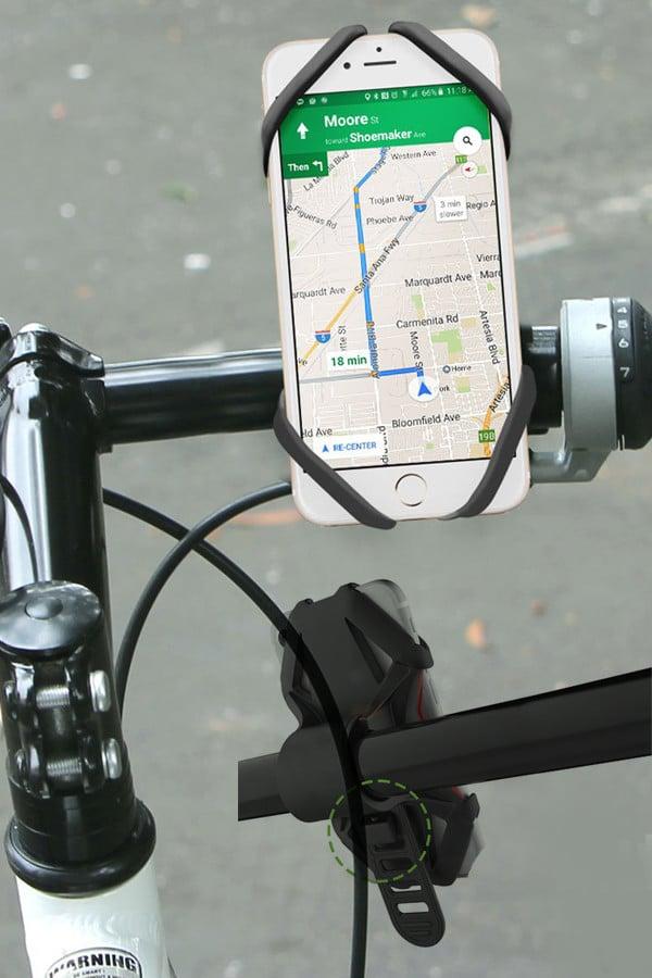 Moto G6 Bike Phone Mount