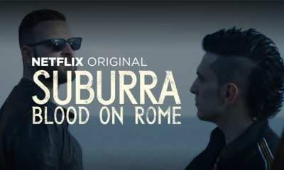 Suburra Blood on Rome Season 2