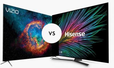 Hisense vs Vizio TVs