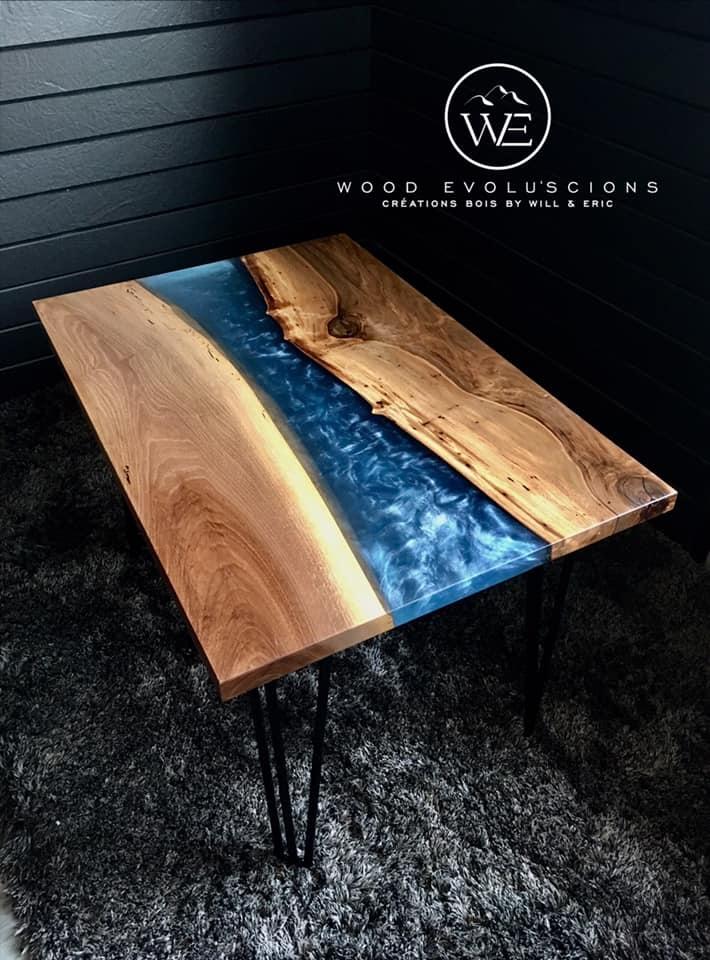 meubles bois resine haute savoie