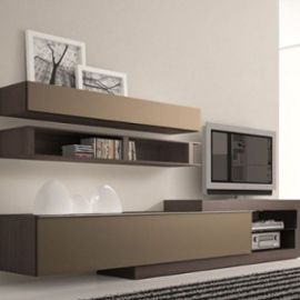 Beautiful Meuble Bas Tv Couleur Taupe With Meuble Couleur Taupe