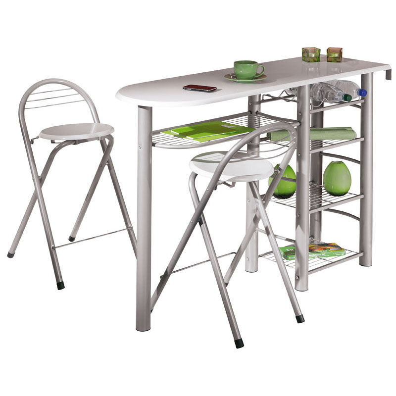 Table De Bar Tabouret Gifi