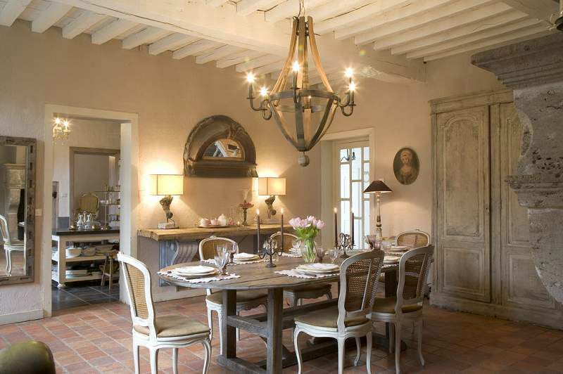 Photo Chaise Salle A Manger Flamant