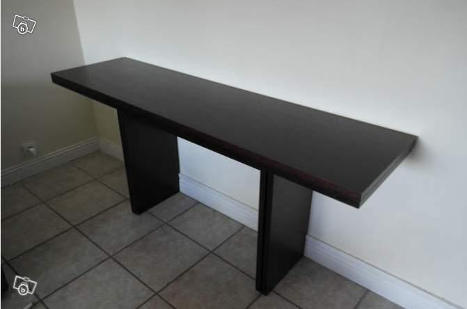 Table Console Pliante Fly