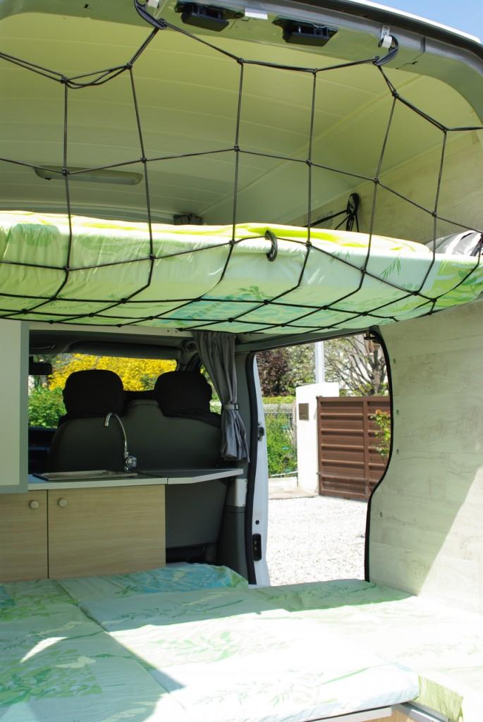 Lit Bebe Camping Car