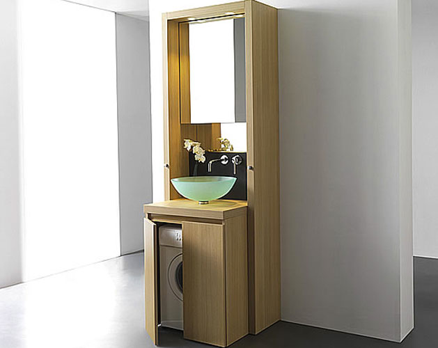 Meuble Vasque Machine A Laver
