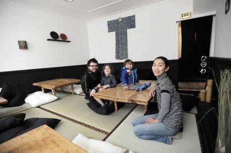 Table A Manger Japonais