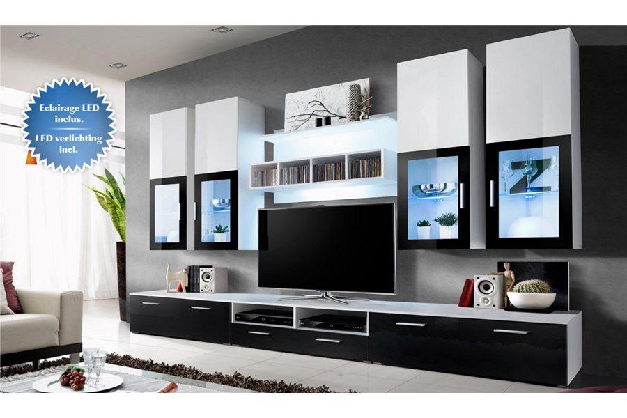 Meuble Tv Bas Et Long Design