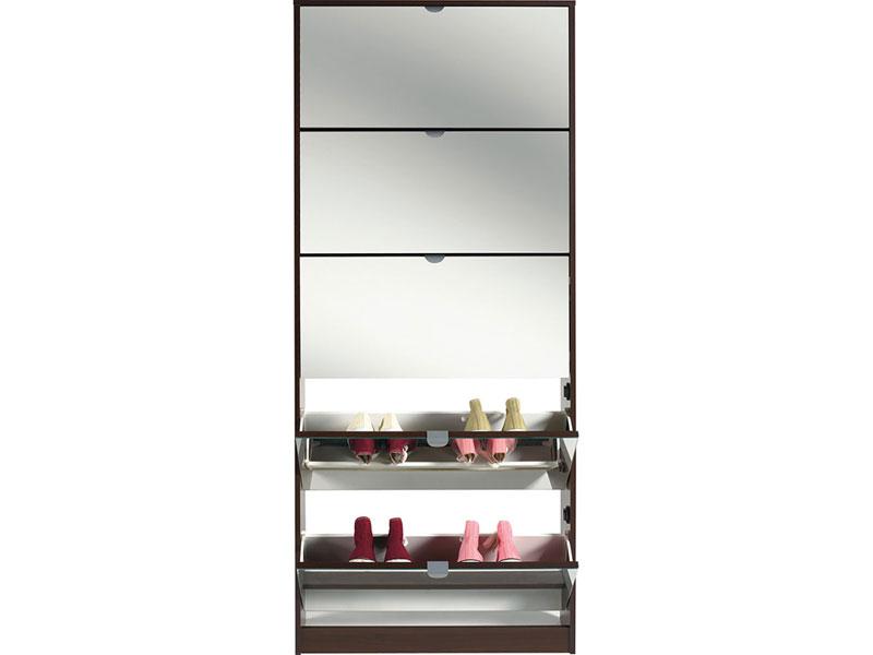 Meuble Chaussures Miroir Conforama