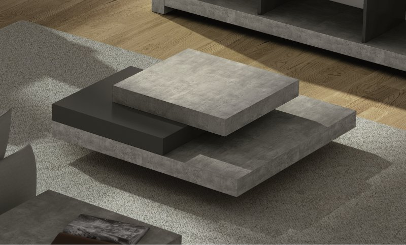 Table Basse Salon Design