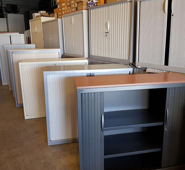armoire mobilier bureau occasion