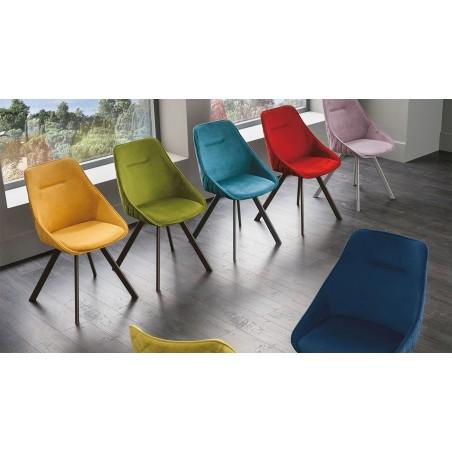 chaise bilbao confort et design pour