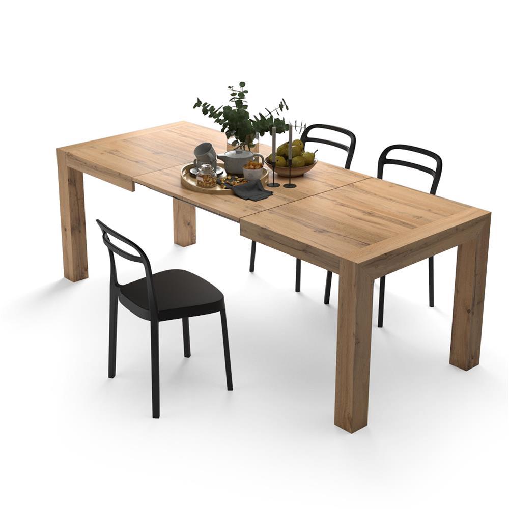 table a manger extensible iacopo bois rustique