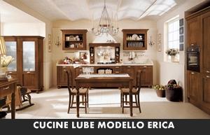 CUCINA CLASSICA LUBE ERICA – Arredamento a Catania per la Casa e ...