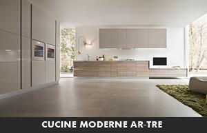 Cucine moderne ar tre u arredamento a catania per la casa e