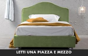 LETTI UNA PIAZZA E MEZZA LETTISSIMI – Arredamento a Catania per la ...