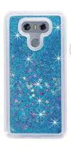BLUE WATER GLITTER LG G6