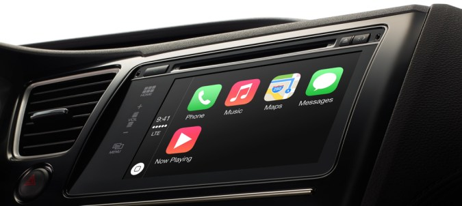 Apple CarePlay et Nissan