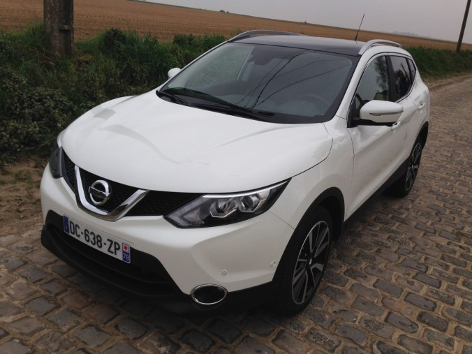 Nissan QASHQAI dCi All-Mode