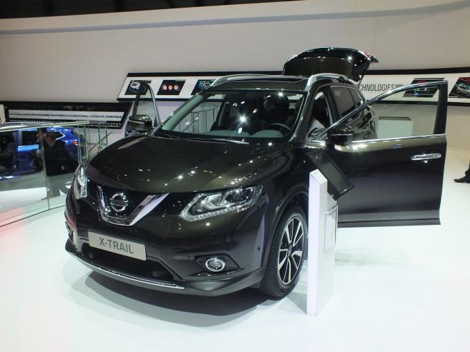Nissan X-TRAIL Genève 2014