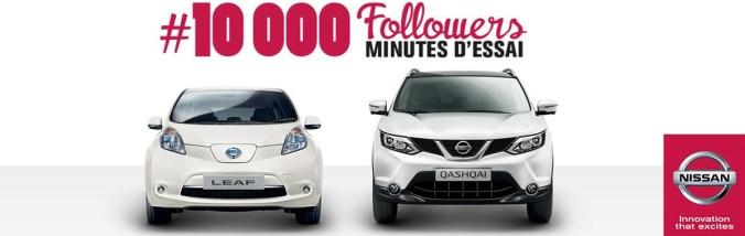 Followers Nissan France