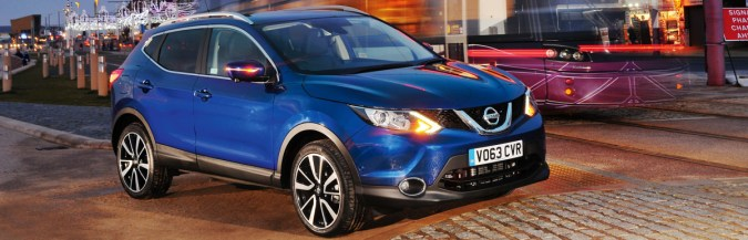 QASHQAI Connect Edition 2015