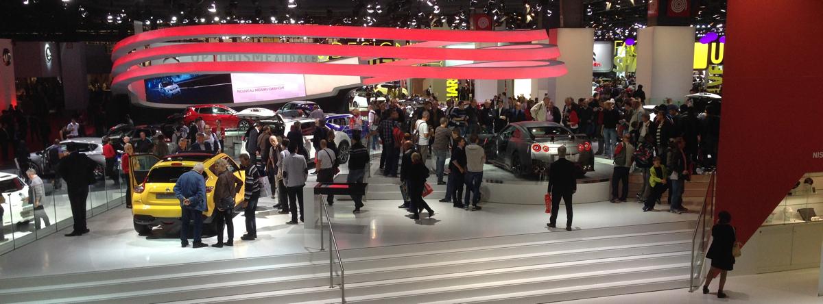 Ventes Nissan septembre 2014
