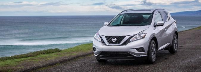 Nissan MURANO Hybride 2015