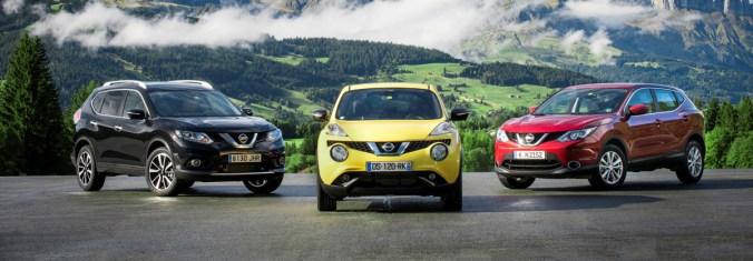 L'histoire vraie (ou pas) des crossovers Nissan