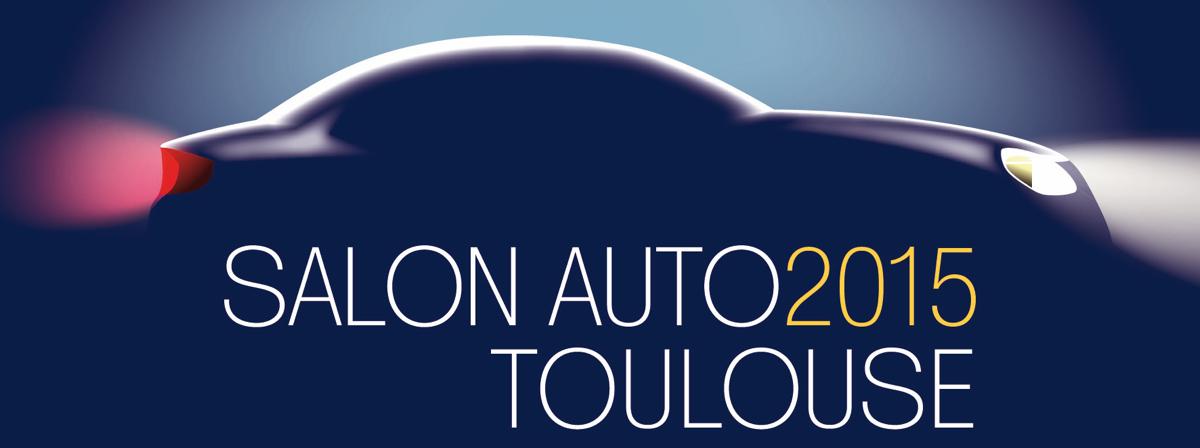 Le 26ème Salon de l'Auto de Toulouse du 14 au 22 novembre 2015