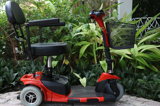 Mobility Scooter Rentals Cozumel