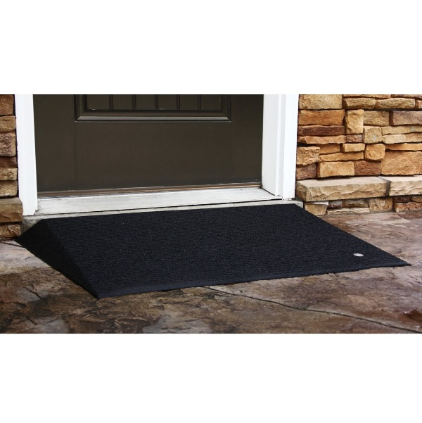 ez access transitions angled entry mat 2 5 inch