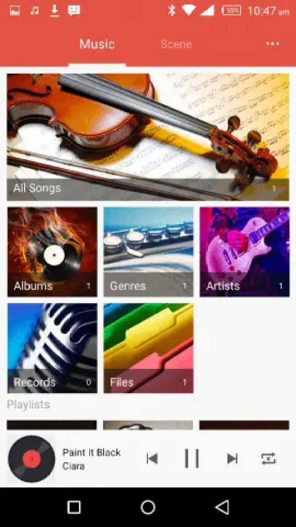 Infinix Music 5