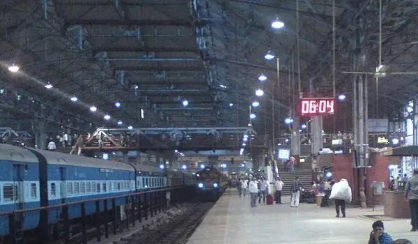 Mumbai Central station