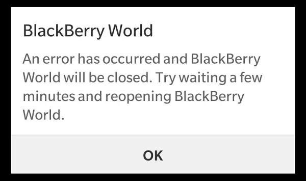 Error-App-World